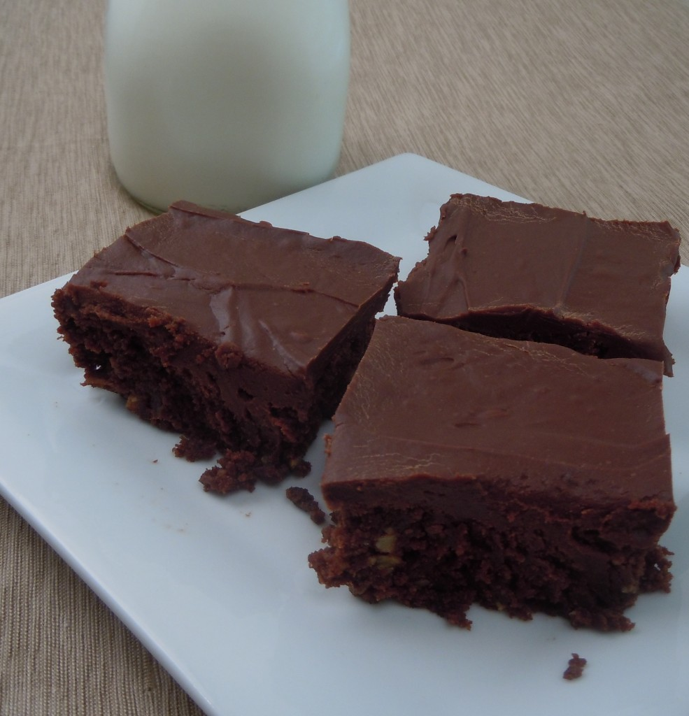 Bateman Brownie Recipe