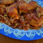 spanish chicken photo