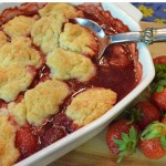 Strawberry Cobbler photo