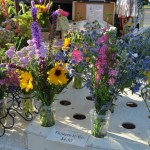 Farmer's Market, Flowers, Photo