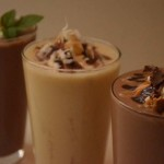 Milk Shake Trio, Photo