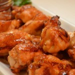 Chipotle Orange Chicken Wings photo