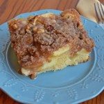 Apple Streusel Coffee Cake Photo