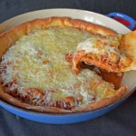 Deep Dish Pizza Recipe Photo