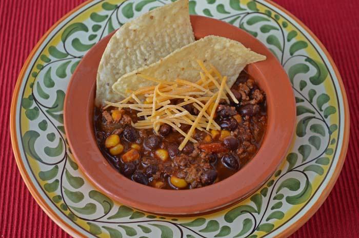 Texas Style Soup Photo