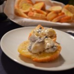 Artichoke and Goat Cheese Crostini Photo