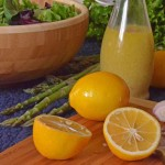 Meyer lemon vinaigrette photo