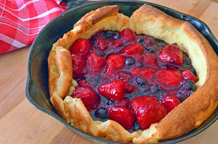 Dutch Baby Photo