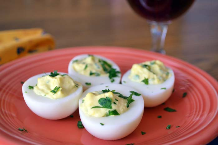 Parsi Deviled Eggs Photo
