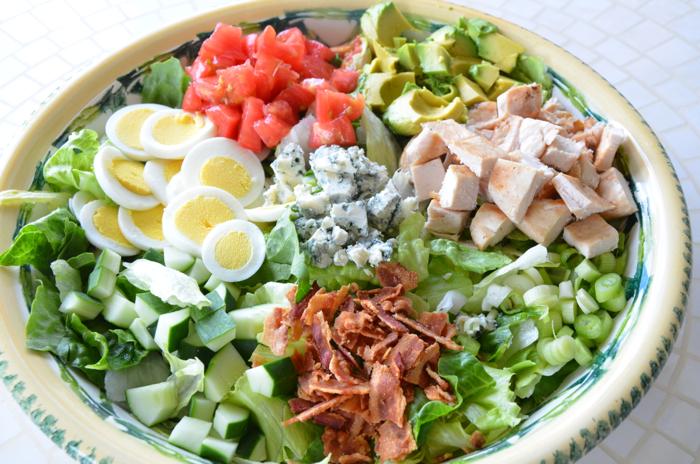 Midwestern Cobb Salad