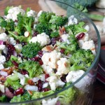 Broccoli Cauliflower Salad Photo