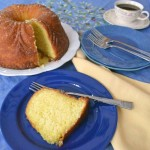 Glazed Orange Pound Cake Photo