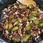 Fire Roasted Brussels Sprouts photo