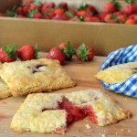Strawberry Hand Tarts