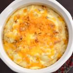 mashed potatoe casserole