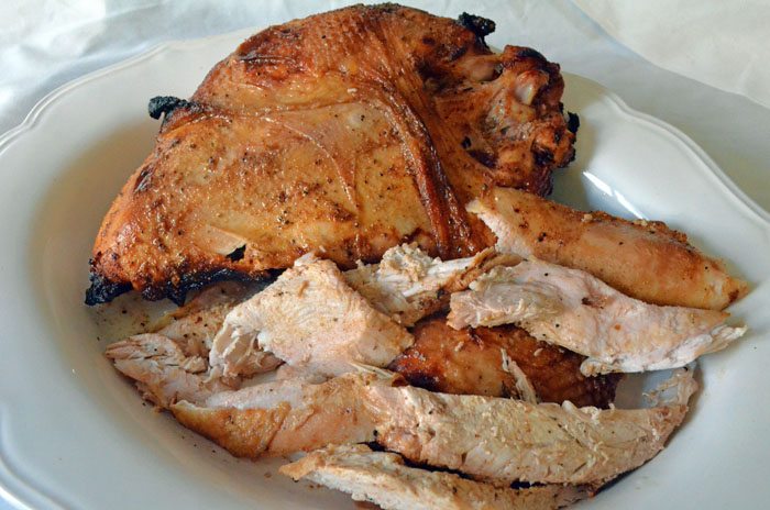 marinated turkey